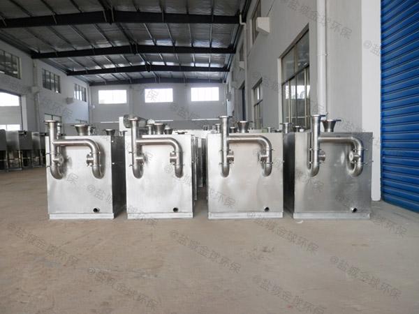 工程地上组合式油水分离提升设备哪有卖