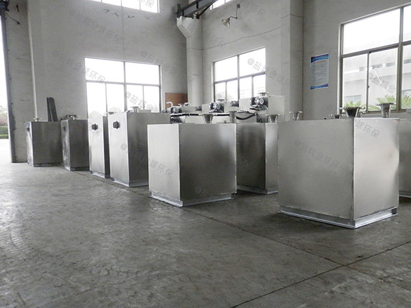 学校地上式全能型一体化隔油设备售后服务