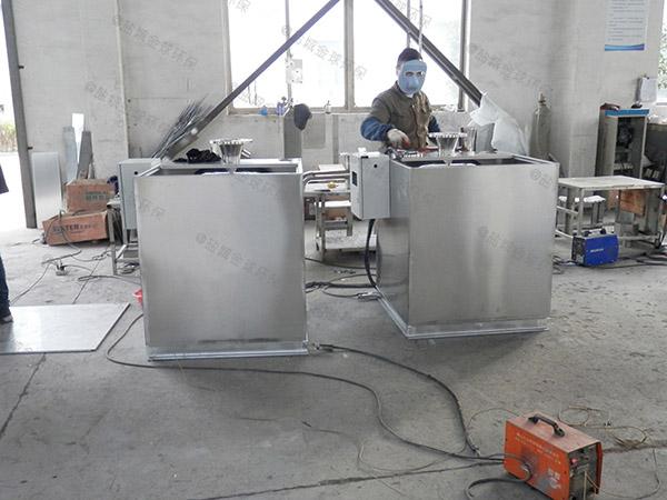 负一层地下室单泵污水提升器一直响什么原因