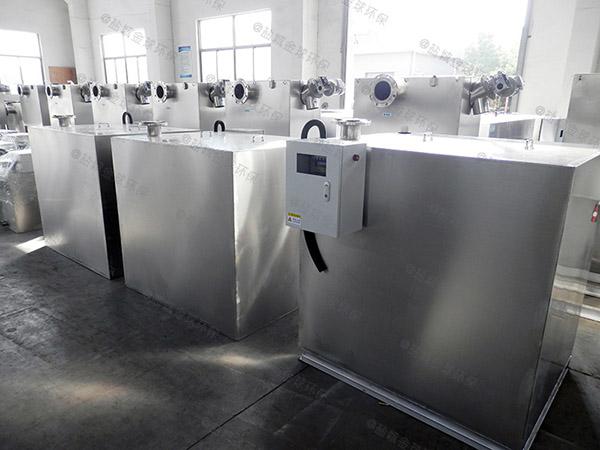 负一层切割型污水提升器有哪几种