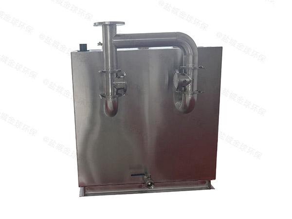 卫浴间上排式污水提升机怎样控制