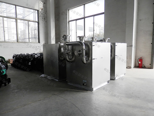 庭院密闭排渣污水提升器设备哪家专业