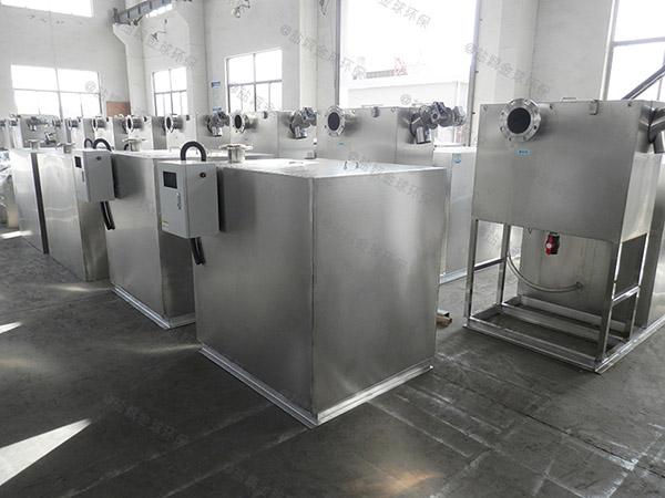 小区地下室电动污水处理提升器安装视频
