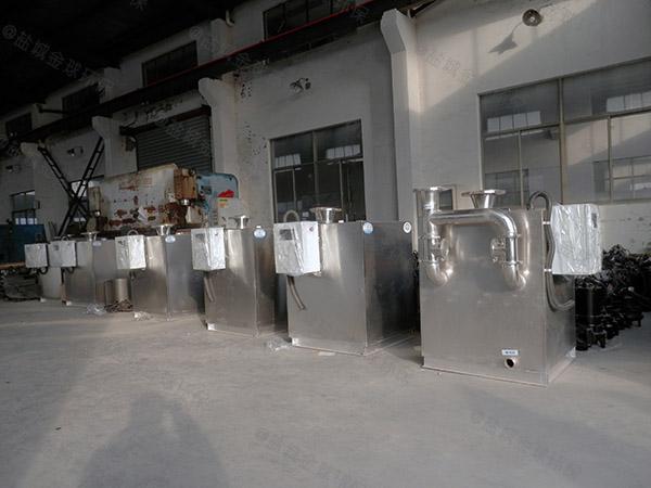 别墅专用密闭式自动排渣污水提升机产地