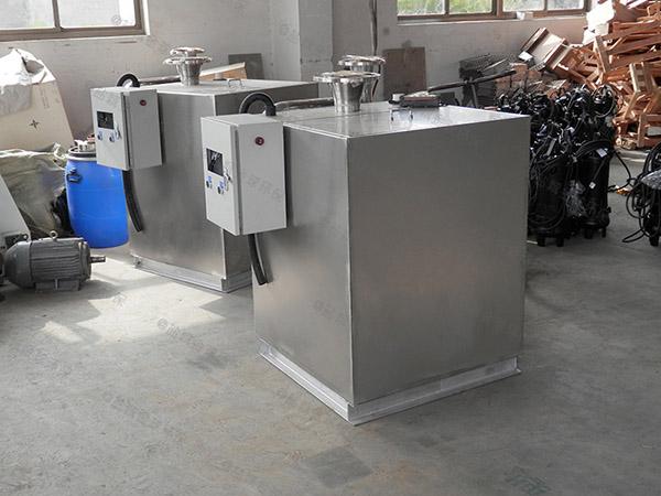 商品房地下室电动污水提升器设备侧面马桶进口的