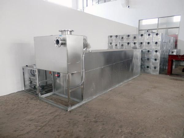 小区地下全能型隔油污水提升设备升级改造