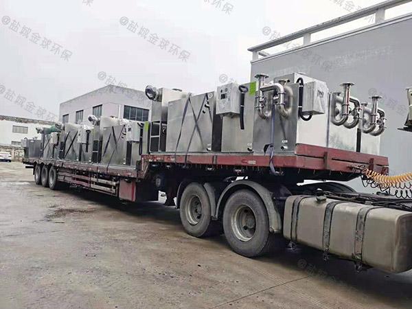 商业室外移动式隔油装置出厂价