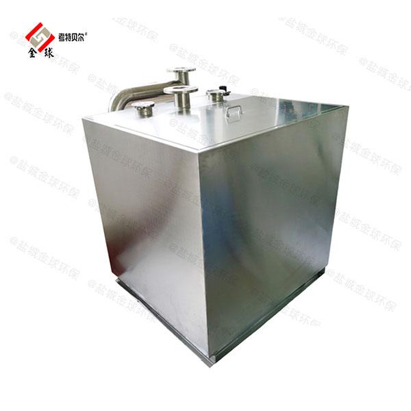 小区地下室单泵污水处理提升器在哪买