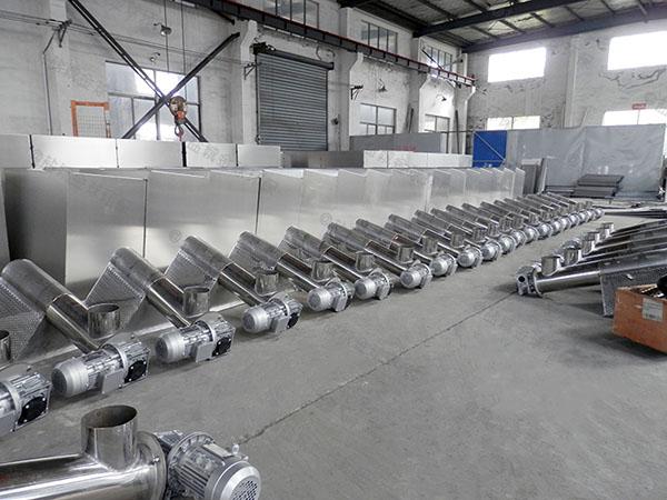 商城埋地式全能型油水处理设备售后服务