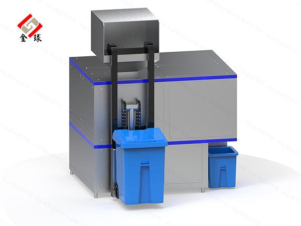 微型机械式厨余湿垃圾处理设备厂家