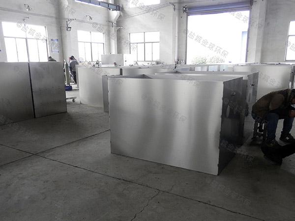 生活室外简易油水分离净化器供货厂商