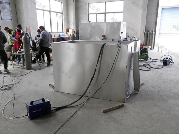 小区地上式简单一体化隔油提升设备供货商