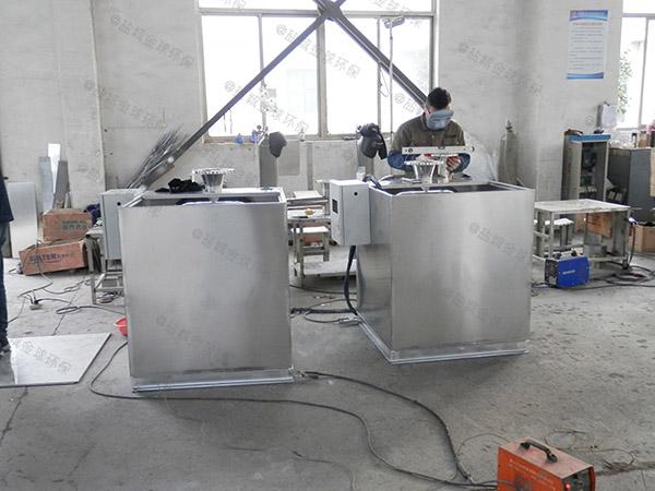 负一层多用途污水提升装置如何修理