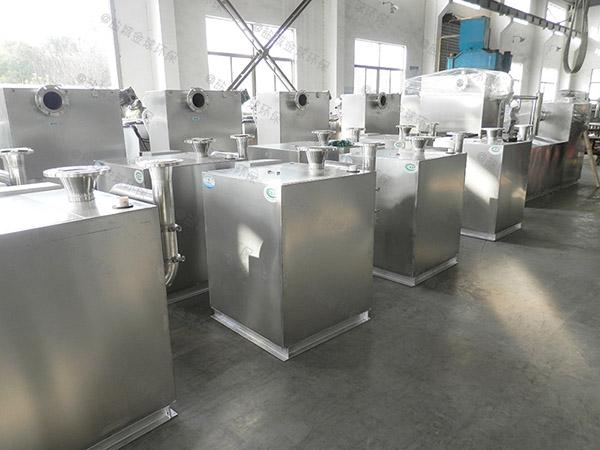 厨房双泵污水提升器设备卫生间用哪个型号的好