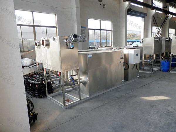 小区地上多功能隔油装置生产公司