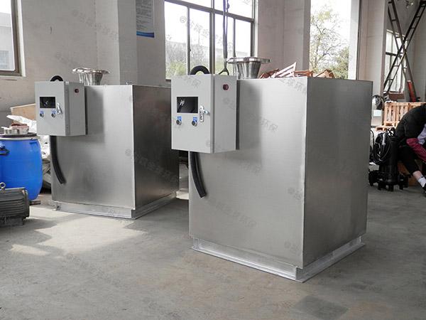 衛浴排水污水提升裝置可以接化糞池嗎