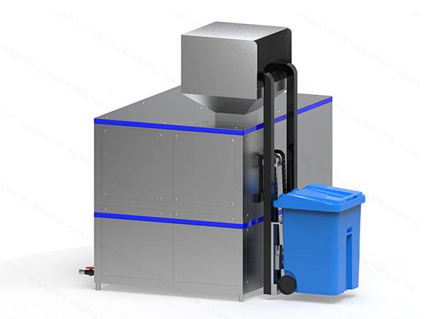 日处理10吨商场餐厨垃圾油水分离一体器供应商