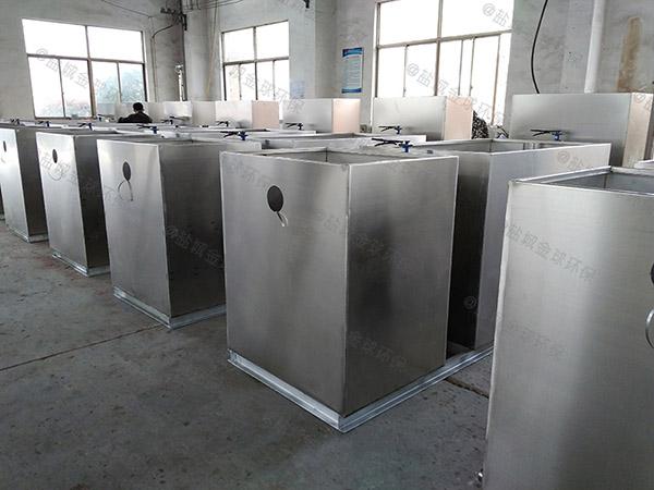 地上整体餐厨油水分离装置厂家