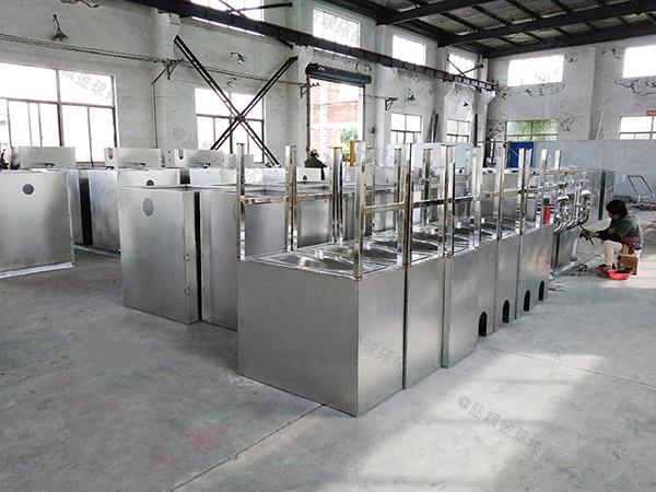 地下加热餐厨垃圾垃圾油水分离处理设备生产厂家