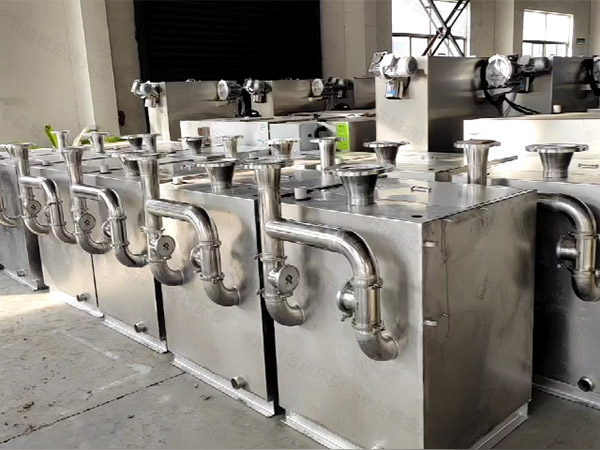 专业卫生间家装污水排放提升设备安装实例