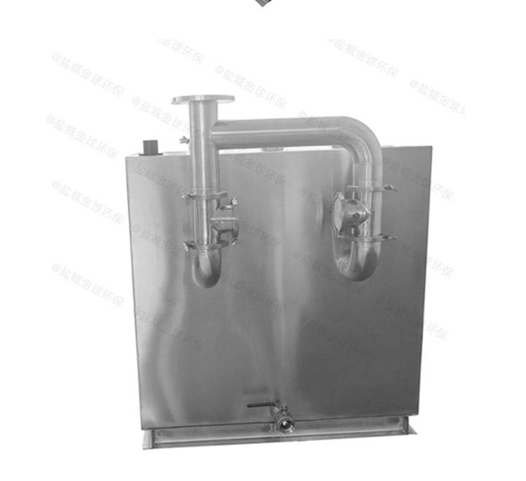 负一楼双泵污水处理提升器怎么安装地漏