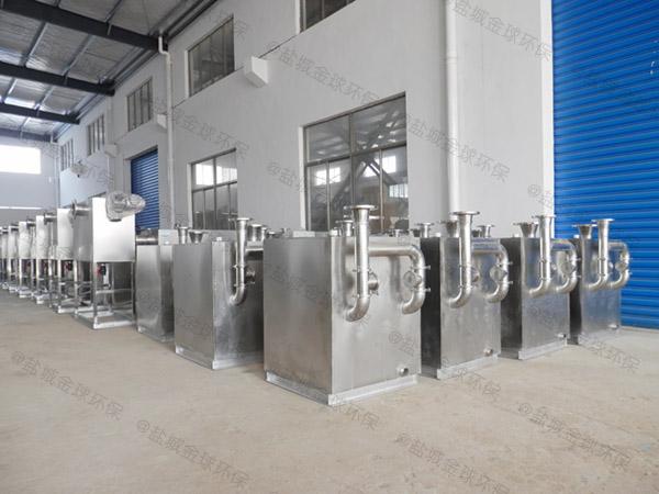 侧排式马桶反冲洗污水排放提升设备怎么选择