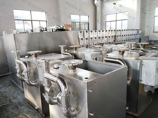 商品房地下室密闭无异味污水提升器装置怎么预留排水管