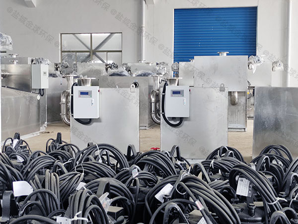 卫生间全自动污水排放提升设备怎么拆卸外壳