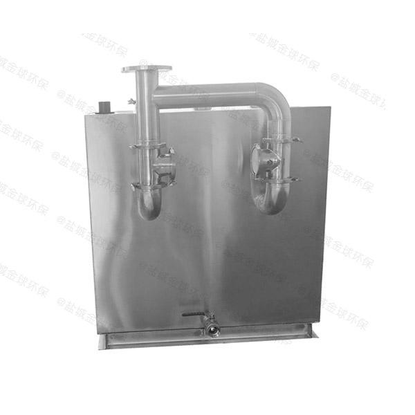 卫浴密闭型污水提升处理器怎么设计