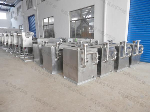 地下卫生间电动污水提升器设备质保多久