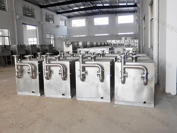 专业卫生间单泵污水提升设备cad