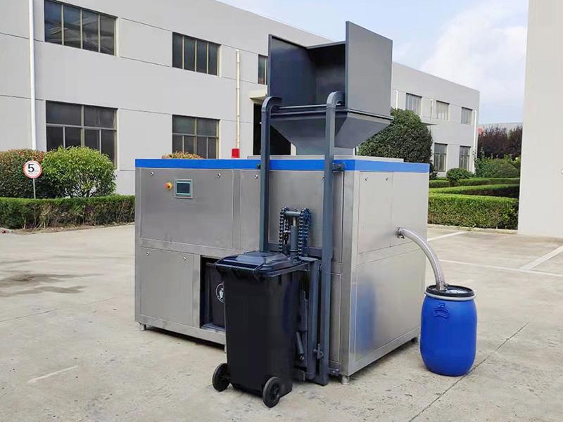 多功能饭店餐厨垃圾油水分离系统批发厂家
