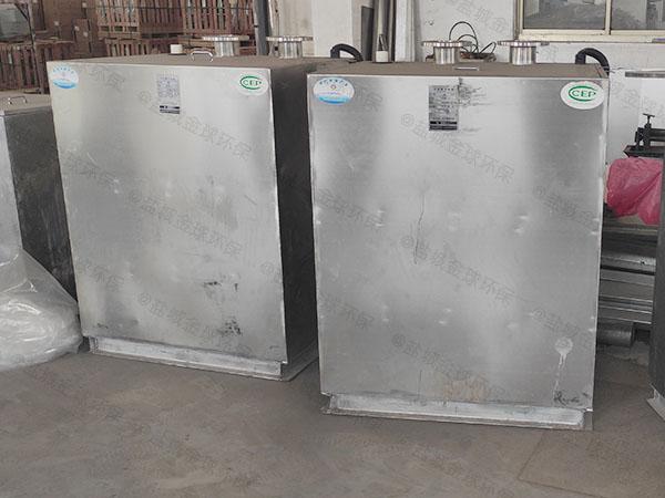 小区地下室侧排污水处理提升器设备公司