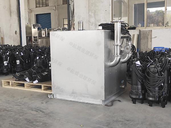 马桶地漏智能控制污水提升器设备原理详解
