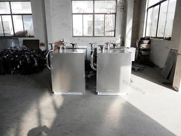 专业卫生间密闭式自动排渣污水提升设备品牌